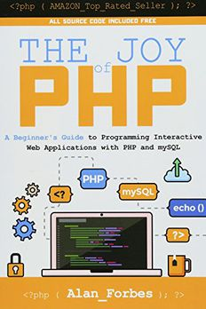 The Joy of PHP book cover