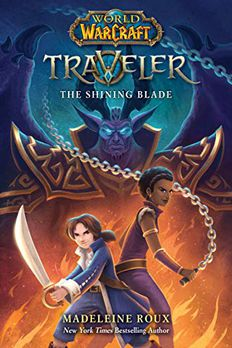 The shining blade book cover