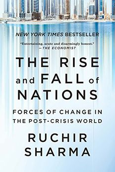 The Rise and Fall of Nations book cover