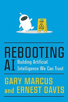 Rebooting AI book cover