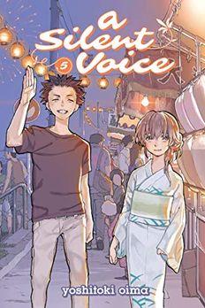 A Silent Voice, Vol. 5 book cover