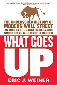 What Goes Up book cover