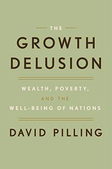 The Growth Delusion book cover