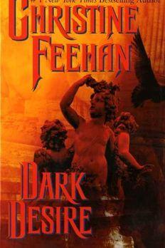 Dark Desire book cover