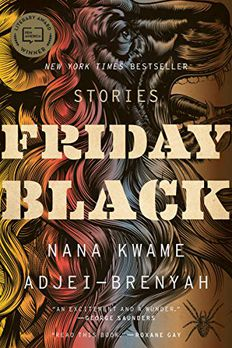 Friday Black book cover