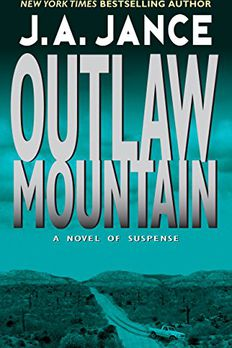 Outlaw Mountain book cover