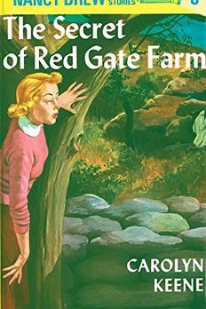 The Secret of Red Gate Farm book cover