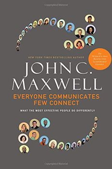 Everyone Communicates, Few Connect book cover