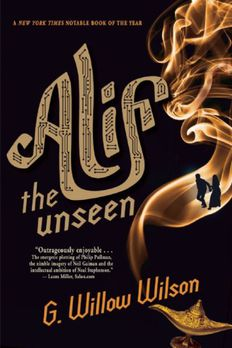 Alif the Unseen book cover