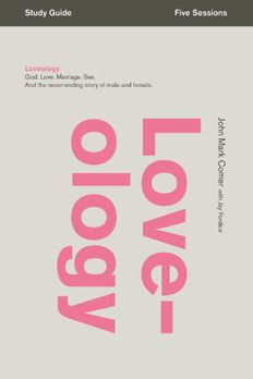 Loveology Study Guide book cover