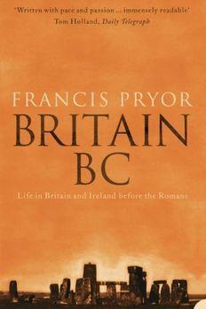 Britain BC book cover