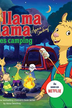 Llama Llama Loves Camping book cover