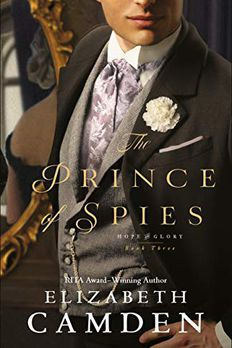 The Prince of Spies book cover
