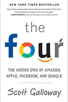 The Four book cover