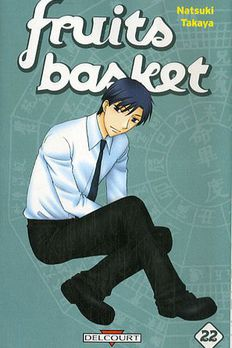 Fruits Basket T22 book cover
