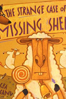 The Strange Case of the Missing Sheep book cover