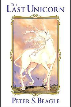 The Last Unicorn book cover