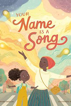 Your Name Is a Song book cover