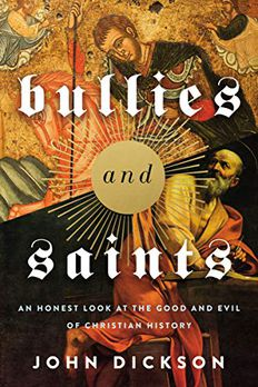 Bullies and Saints book cover