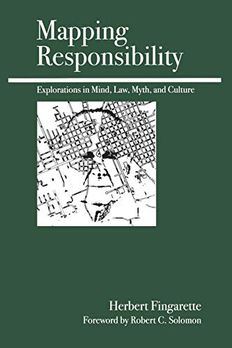 Mapping Responsibility book cover