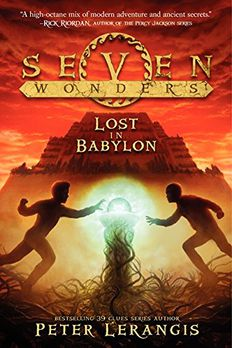 Lost in Babylon book cover