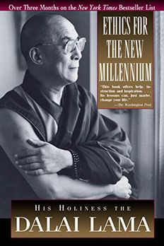 Ethics for the New Millennium book cover
