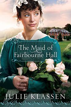 Maid of Fairbourne Hall book cover