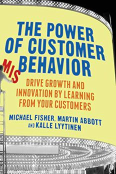The Power of Customer Misbehavior book cover