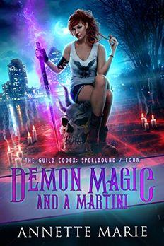 Demon Magic and a Martini book cover