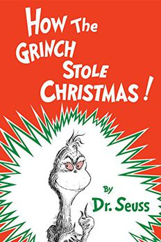 How the Grinch Stole Christmas! book cover