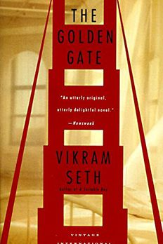 The Golden Gate book cover