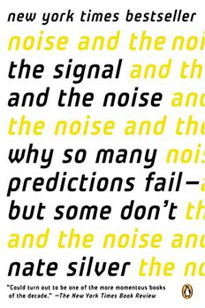 The Signal and the Noise book cover