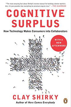 Cognitive Surplus book cover