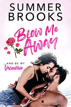 Blow Me Away book cover