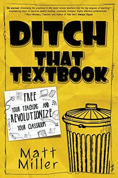 Ditch That Textbook book cover