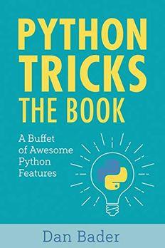 Python Tricks book cover