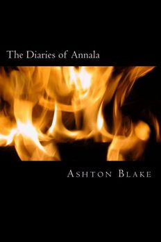 The Diaries of Annala book cover