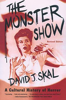 The Monster Show book cover