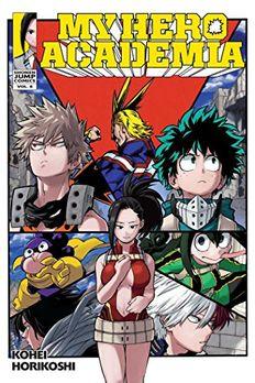 My Hero Academia, Vol. 8 book cover