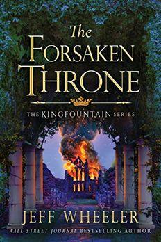 The Forsaken Throne book cover