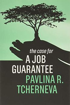 The Case for a Job Guarantee book cover
