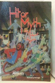Hit or Myth book cover