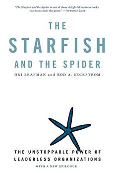 The Starfish and the Spider book cover