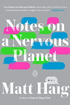 Notes on a Nervous Planet book cover