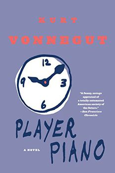 Player Piano book cover
