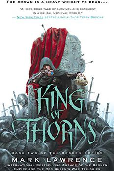 King of Thorns book cover