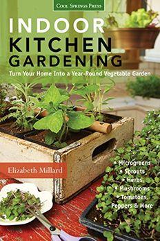 Indoor Kitchen Gardening book cover