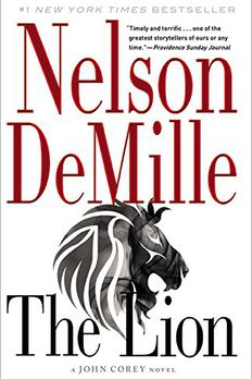 The Lion book cover
