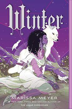Winter book cover