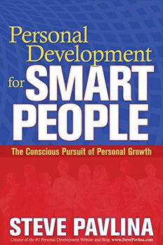 Personal Development for Smart People book cover